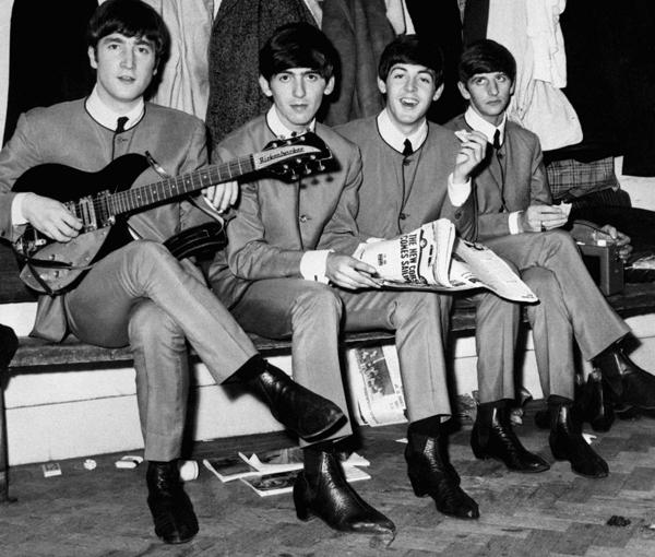 Chelsea Boots Beatles