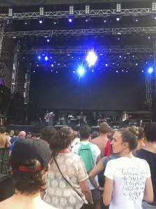Mystery Jets Sziget Festival